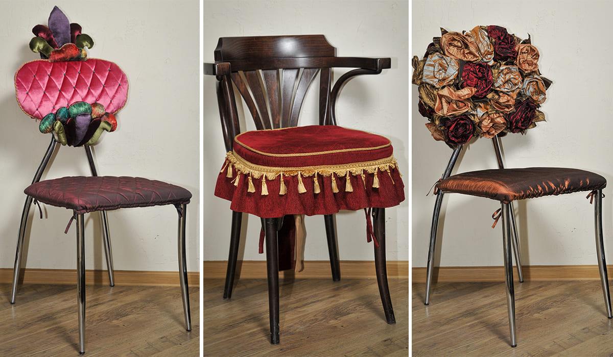 Фото Чехлы для мебели 5