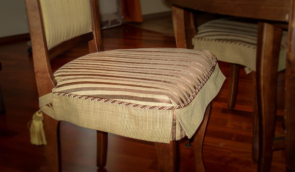 Фото Чехлы для мебели 7