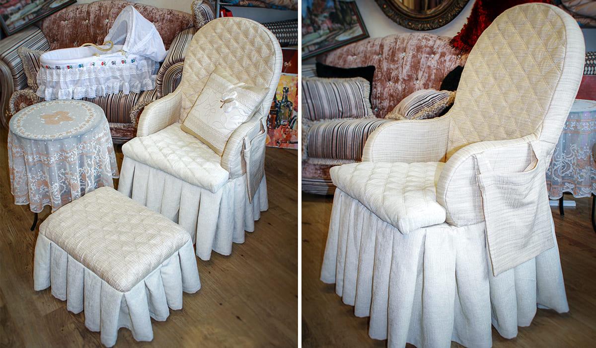 Фото Чехлы для мебели 2