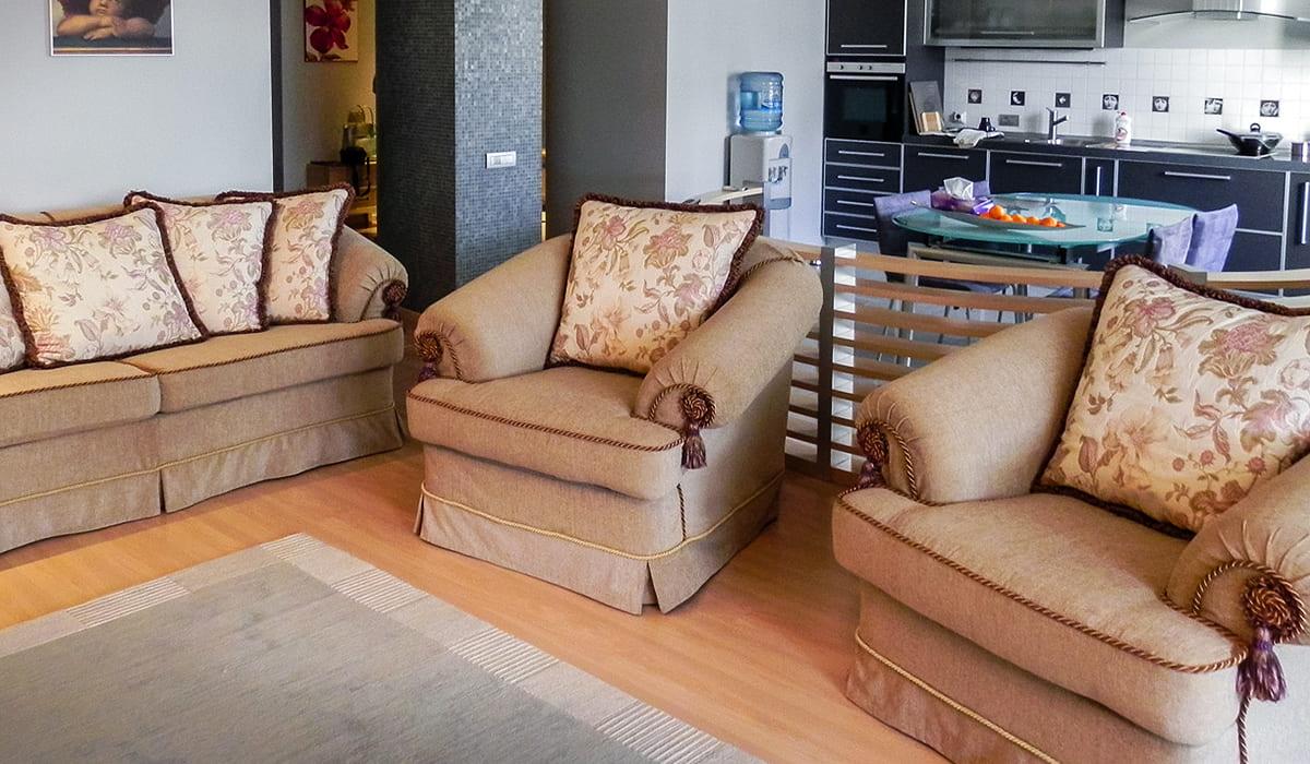 Фото Чехлы для мебели 6