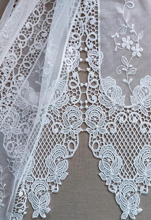 Кружевные ткани | Кружево