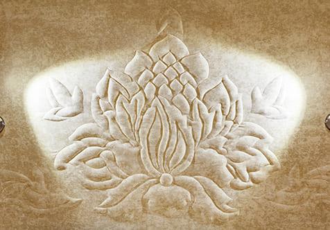 Текстильное оформление спальни для семейной пары 4